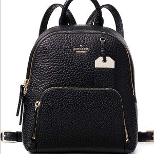 NWT Kate Spade New York  Carter Leather Backpack